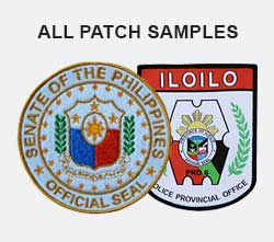 all patch samples