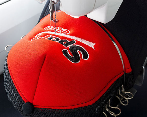 Cap Embroidery Services Image