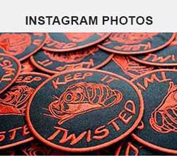 Patches instagram photos