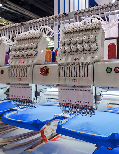 Embroidery Service Machine Vertical Image