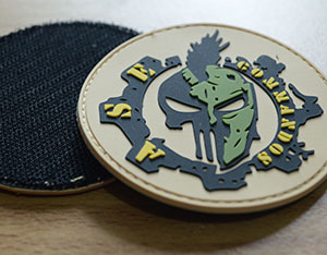 PVC Velcro Patch