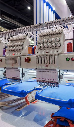 Embroidery Service Machine Image