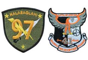 Military and tactical embroidered patches in the Philippines